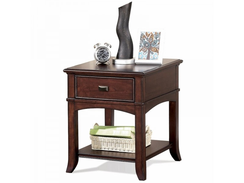 Canterbury Side Table