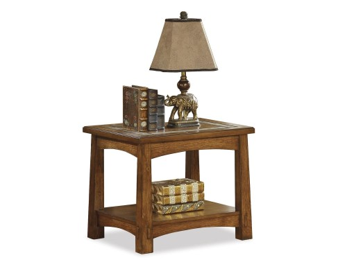 Craftsman Home Side Table