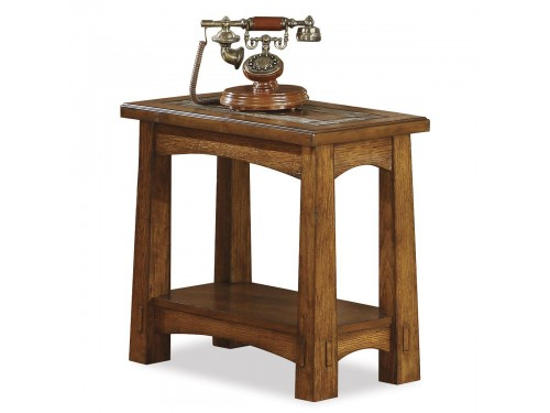 Craftsman Home Chair Side Table