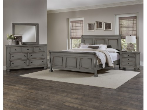 Reflections Bedroom - Pewter