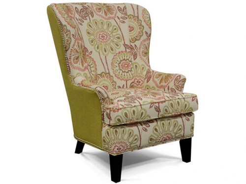 V4544N Arm Chair with Nails