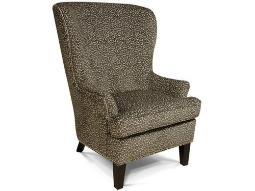V454N Arm Chair with Nails