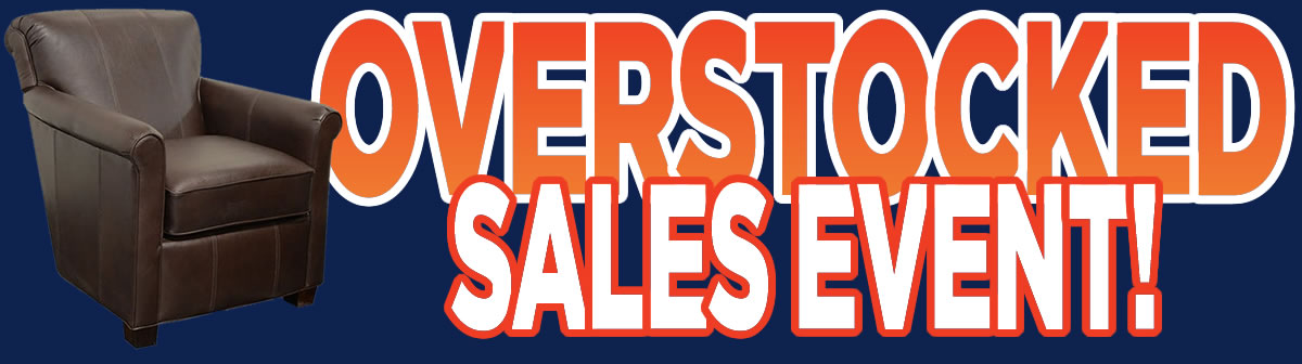Overstocked Sales Event