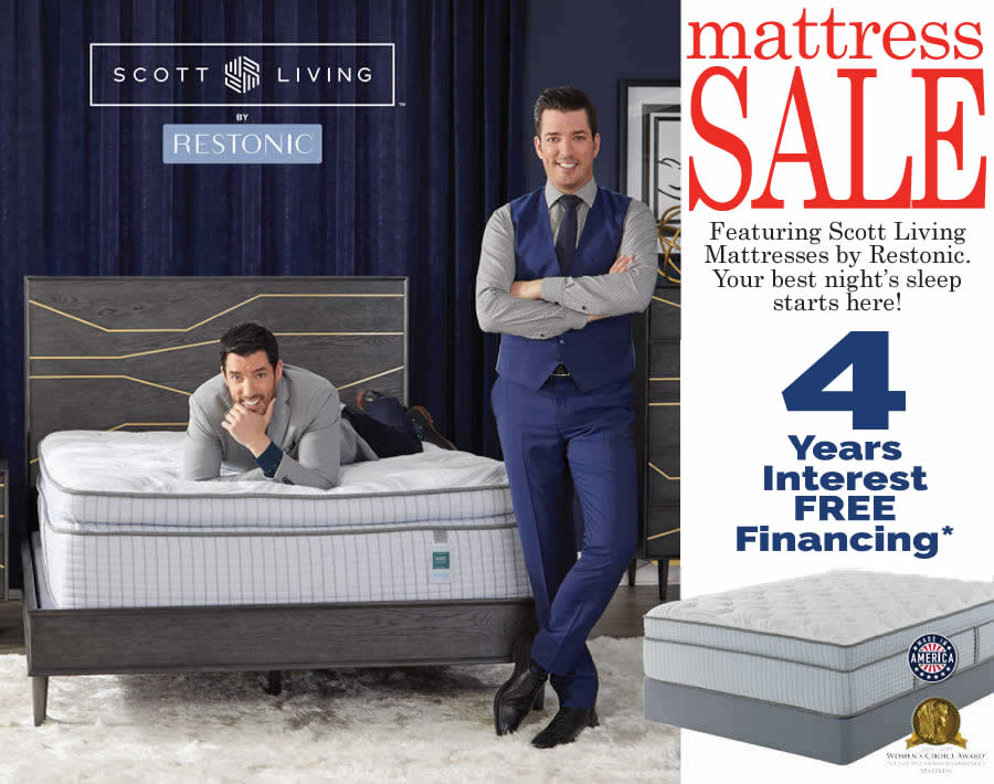 Staycation Mattress Sale